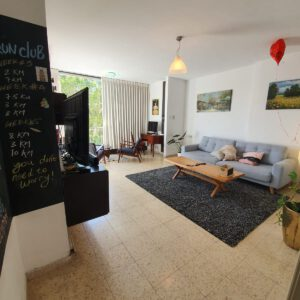 3.5 room apartment FOR SALE, S'derot Nordau, Old North of Tel Aviv