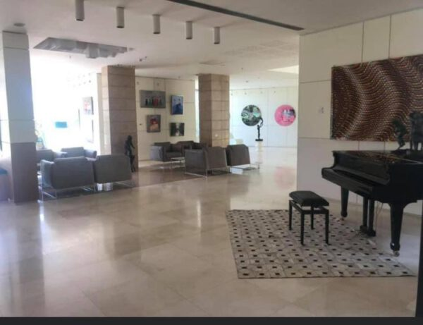 For sale in the Naaman Towers located in North Tel Aviv