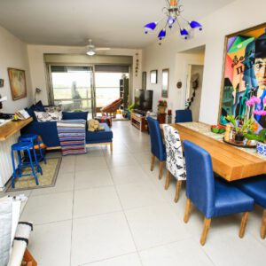 NEW 5 room front line beach apartment FOR SALE in Hadera