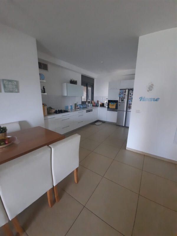5 room apartment FOR SALE, Hadera shore