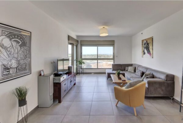4 room apartment FOR SALE, front line, Hadera coast