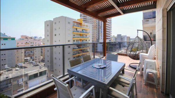 5 room duplex FOR SALE, Hadera