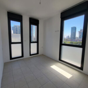 New 3 rooms apartment, FOR RENT Kovhav HaTsafon, Old North Tel Aviv