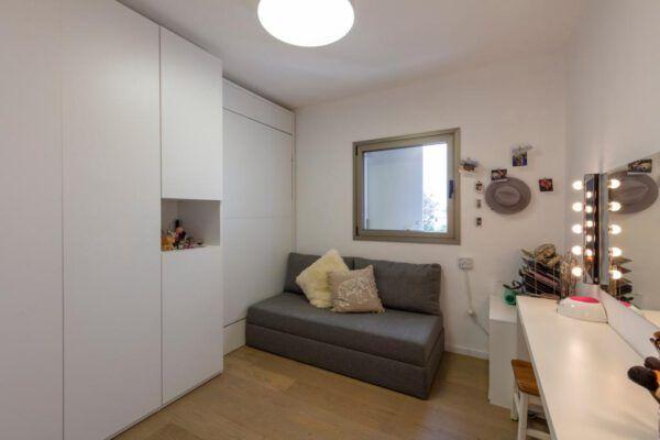 4 rooms Duplex penthouse, Ra'anana center