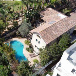 9 rooms tuscan villa FOR RENT, Ya'akov Hazan St 42, Ra'anana