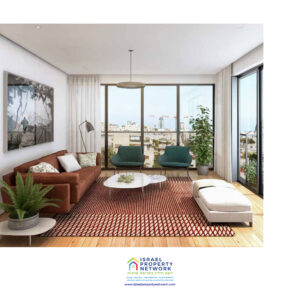 Apartments FOR SALE in a New Project George Eliot, Tel Aviv